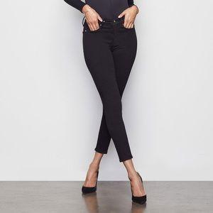 NWT Good American Good Legs Skinny Black001 8/29